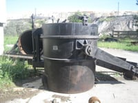 Foundry Ladle (10 Tons)