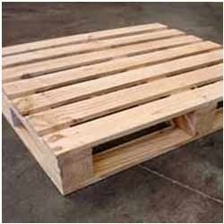 Two Way Non Reversible Wooden Pallet