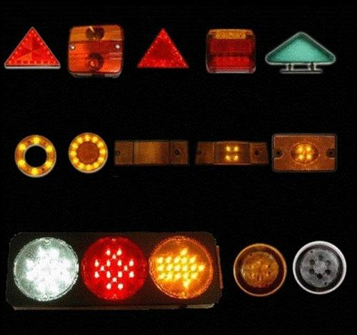 Truck And Bus LED Combination Tail Light