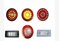 Truck And Bus Tail Lamp