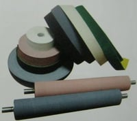 Rubber Emery Rolls