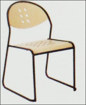 Wooden Seat Back Chair (EEZY 246)