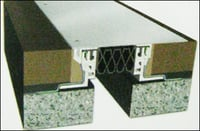 Exterior Floor Expansion Joints