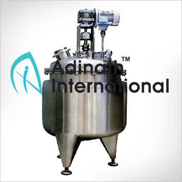 Chemical Alkyd Resin Reactor