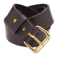 Suede Leather Belts
