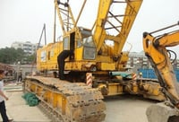 Used Hitachi 150T Cranes