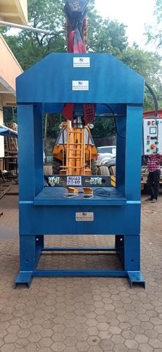 Hydraulic Power Operated Press