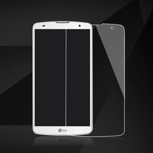 9H Privacy Screen Protector For LG Pro 2