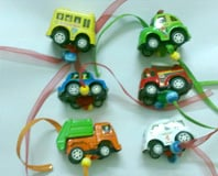 Kids Car Design Rakhi