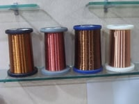 Self Bonding Copper And CCAW Wire