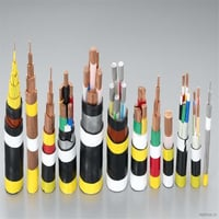 72.6-Year-Life Cross-Linked Polyethelene Insulated Electrical Cable