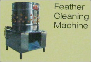 Feather Cleaning Machine