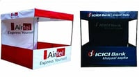 Tent and Canopy Advertisement Services