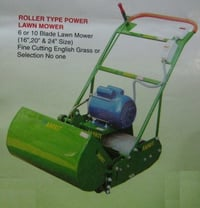 Exclusive Roller Type Power Lawn Mower