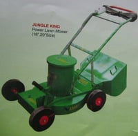 Jungle King Power Lawn Mower