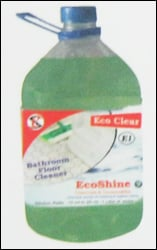 E1-Eco Clear Cleaning Chemicals