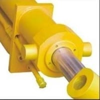 Hydraulic Cylinder with Tie Rod & Welded Construction