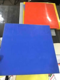 HDPE Sheet for Plastic Card Can