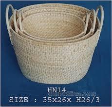 Bamboo Designer Basket