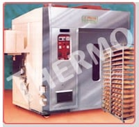 Indirect Oil And Gas Fired Multipurpose Rotary Rack Ovens