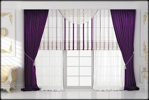Traditional Design Curtains