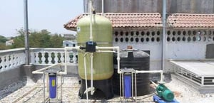 Automatic Water Softener (Per Day 1.5 Lack Litter)