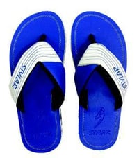 Blue Color Slippers