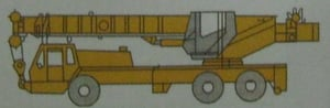 Truck Mounted Mobile Cranes (Hydra 830M 6x4)