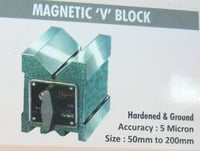 Magnetic V-Block