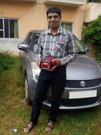 Car And Two Wheeler Battery Charger
