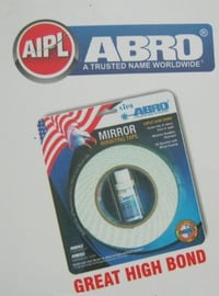 Mirror Mounting Tapes