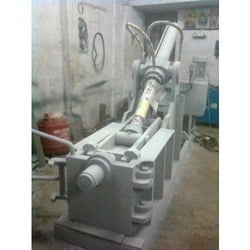 Double Press Manual Front Ejection Machinery