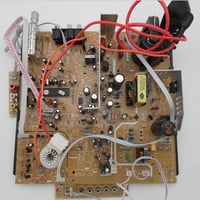 TV Motherboard With Sanyo IC
