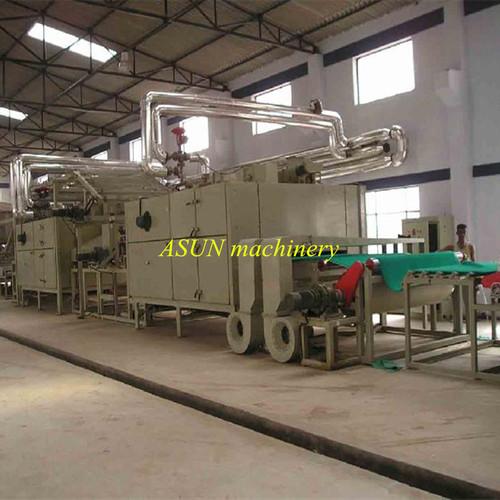 PVC Coil Door Mat /Car Mat Making Machine In Nanguan Industry Park Jiaozhou