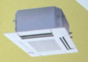 Ceiling Mounted Cassette Type Air Conditioner (FFQ25B-60B)