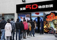 5D Motion Theater