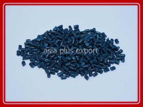 Blue Recycled PP Granule