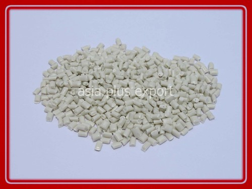 White Recycled PP Granule