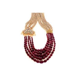 Immaculate Ruby Fashion Necklace