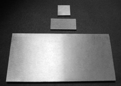 Tungsten Alloy Shielding Sheet