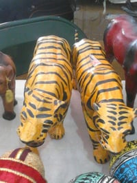 Wooden Tiger Toys