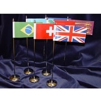 Attractive Custom Table Flags