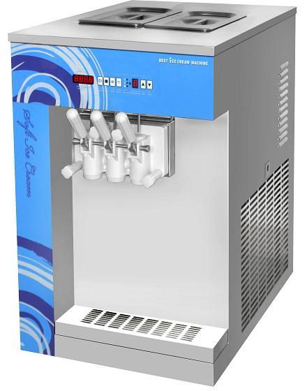OP132BA Table Top Frozen Yogurt Soft Ice Cream Machine