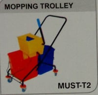 Must-T2 Mopping Trolley