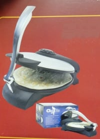Chef Pro Electric 25cms Roti Maker