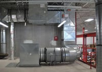 Factory Fabricated Ducting Work Services