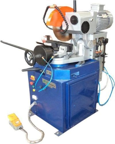 Round Bar Cutting Machine