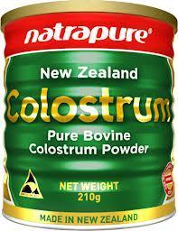 100% Pure Bovine Colostrum