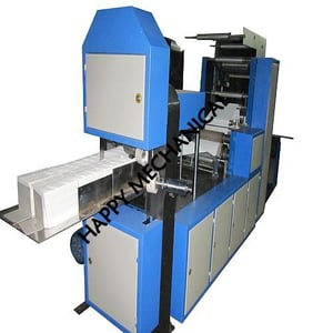 Industrial Fixed Size Paper Napkin Machine