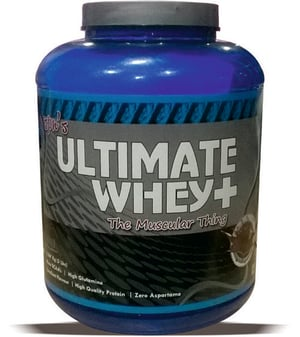 ULTIMATE WHEY+